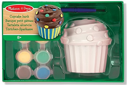 Melissa & Doug Cupcake Bank Dyo - 1