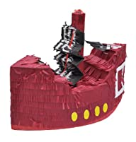Trademark Innovations Pirate Ship Pinata