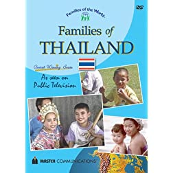 Families of Thailand