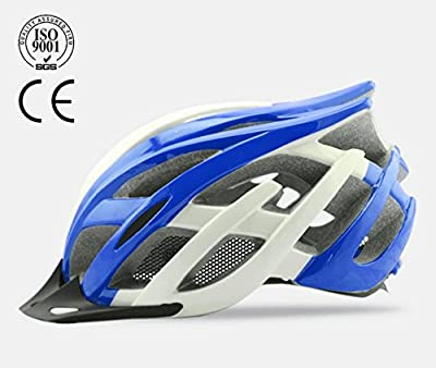 Hawkfish FT35 220g Ultra Light Weight Mens/Ladies Adult Bike BICYCLE Helmet -EPS Safety Helmet- Available in 6 Colours 56-62CM from Generic013