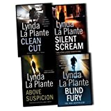 Lynda La Plante Lynda La Plante Anna Travis Mysteries 4 Books Collection Pack Set RRP: £29.96 (Clean Cut, Above Suspicion, Blind Fury, Silent Scream)