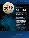 Practice Math Tests for New York City SHSAT Specialized High School Admissions Test (Volume 1)