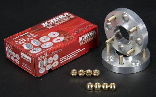 WS-5510057D ICHIBA 30mm V2 Wheel Spacers 5X100