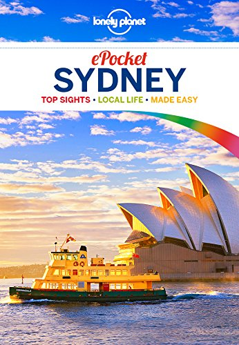 lonely-planet-pocket-sydney-travel-guide