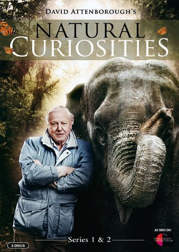 David Attenborough's Natural Curiosities - Series 1 & 2 [DVD]