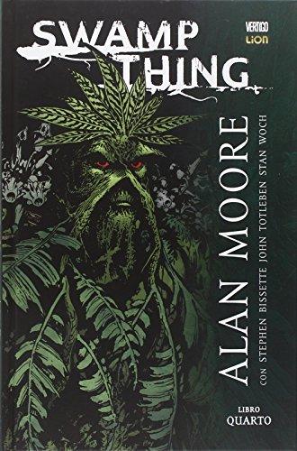 Swamp Thing: 4