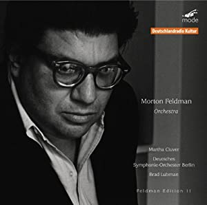 Feldman Edition, vol. 11 : Orchestra.