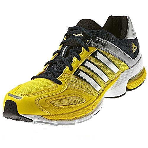 Adidas - Supernova Sequence 5m Laufschuhe Turnschuhe Sneaker - Gelb, Synthetik und Stoff, 54 ?