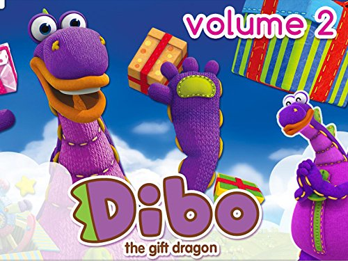 Dibo: The Gift Dragon