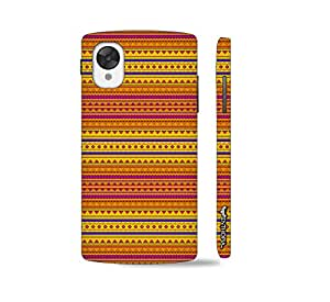 Google Nexus 5 Celebration Two designer mobile hard shell case by Enthopia