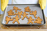 Fred and Friends Ninja Men Cookie Cutters, New