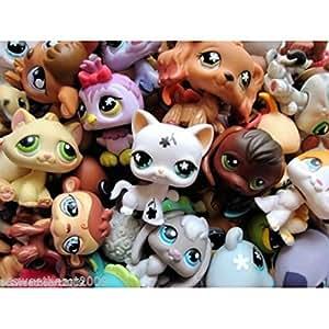 littlest pet shop lps lot random gift