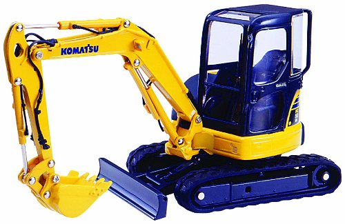 diamond-pet-dk-6104-1-32-scale-komatsu-mini-excavator-pc50mr-gareo-japan-import