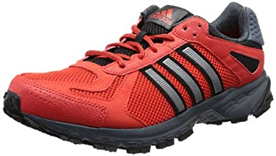 adidas Performance Mens duramo 5 tr m Running Shoes Red