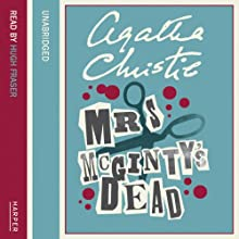 Mrs. McGinty's Dead | Livre audio Auteur(s) : Agatha Christie Narrateur(s) : Hugh Fraser