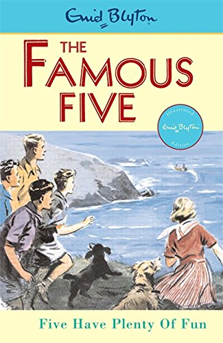 14: Five Have Plenty Of Fun (Famous Five)