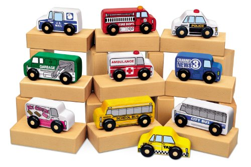 Pretend Play Community Vehicles