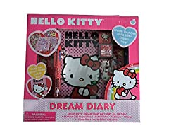 Sanrio Hello Kitty Dream Diary