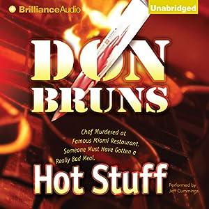 Hot Stuff Audiobook