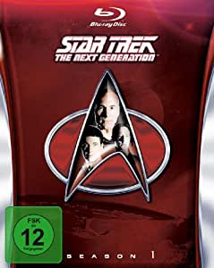 Star Trek - The Next Generation - Season 1 [Blu-ray] [Import allemand]