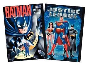 Batman:Animated Series:Legend