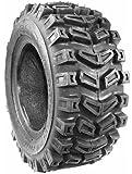16x6.50-8 2ply X-trac Tire Carlisle (Tubeless)