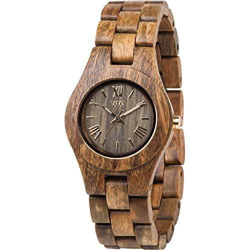 WeWOOD CRISSARMY Criss Army Brown Watch