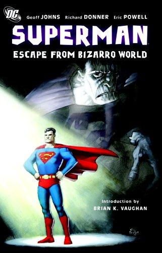 Superman Escape From Bizarro World TP