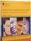 img - for Effective Hum Relations: Personal And Organizational Applications book / textbook / text book