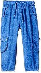 Fox Boys' Trousers  (Melange Royal_2 years_617526)
