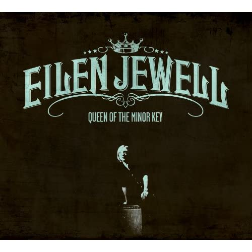 Queen-of-the-Minor-Key-Analog-Eilen-Jewell-LP-Record