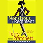 Monstrous Regiment: Discworld #28 (       UNABRIDGED) by Terry Pratchett Narrated by Stephen Briggs