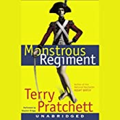 Monstrous Regiment: Discworld #28 | Terry Pratchett