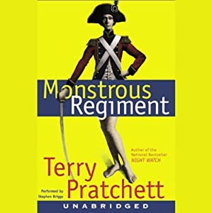 Monstrous Regiment: Discworld #28 | [Terry Pratchett]