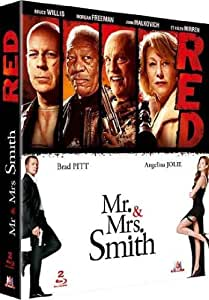 RED + Mr. & Mrs. Smith [Blu-ray]