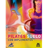 MANUAL DE PILATES. Suelo con implementos (Color)