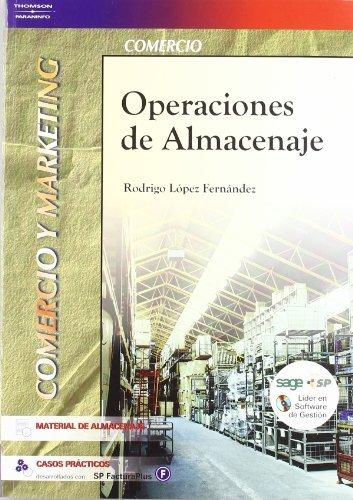 OPERACIONES DE ALMACENAJE descarga pdf epub mobi fb2