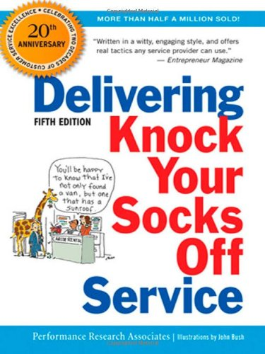 Delivering Knock Your Socks
