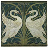 Swan Wallpaper, by Walter Crane (Print On Demand)