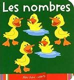 echange, troc Denooz Gregory - Les Nombres Mini Livre-Volets