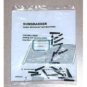 Sungrabber Solar Panel Economy Repair Kit