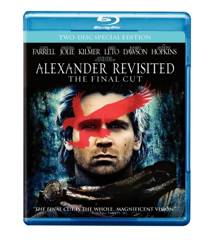 Cover art for  Alexander Revisited: The Final Cut [Blu-ray]
