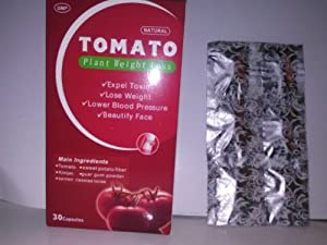 Tomato Plant Weight Loss 30 Capsules by GMP