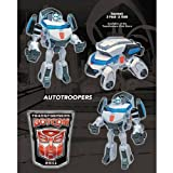 Autotroopers Animated Transformers Botcon Exclusive Action Figures 3 Pack