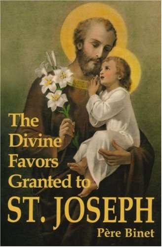 The Divine Favors Granted To St Joseph089555223X : image