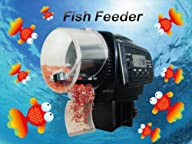 Aquarium Automatic Fish Food Tank Fee…