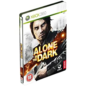 Alone in the Dark - Limited Edition (Xbox 360)