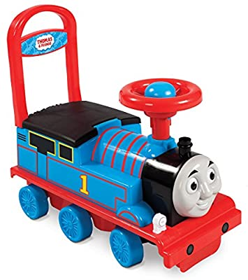 Thomas & Friends Engine Ride On by MV Sports & Leisure Ltd