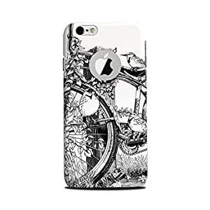 iPhone 6s/ iphone 6 logo cut Back Cover - Printrose designer mobile back cover cases and cover for iPhone 6s/ iphone 6 Cycle