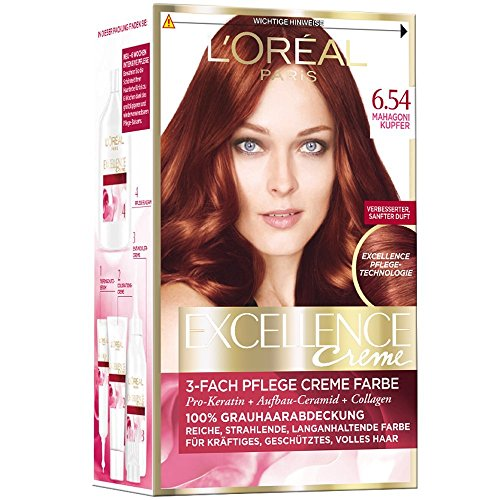 3-x-loreal-excellence-creme-hair-color-mahogany-copper-654